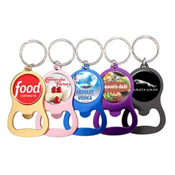 Color Bottle Opener Keytags