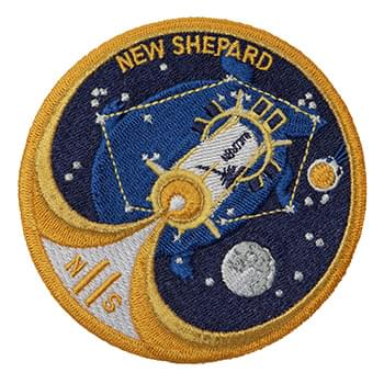 "3 1/2"" Embroidered Patches- 100% Thread Coverage"