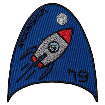 "3 1/2"" Embroidered Patches- 70% Thread Coverage"