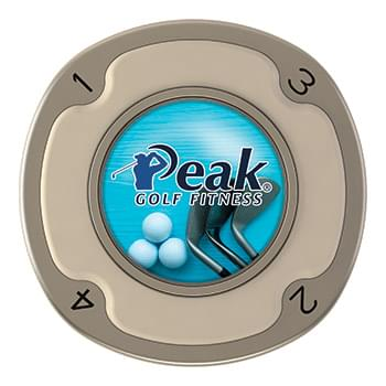 Pitchfix MultiMarker Golf Chip Coin